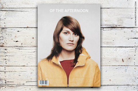 Of the Afternoon Issue 5 - Bestellen bei LOREM (not Ipsum) - Bern (Schweiz)