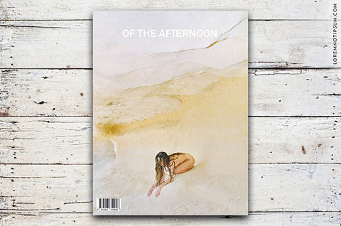 Of the Afternoon Issue 6 - Bestellen bei LOREM (not Ipsum) - Bern (Schweiz)