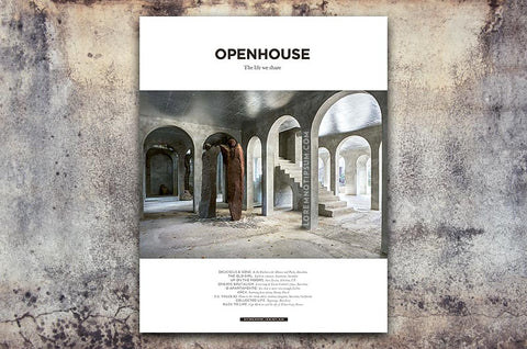 Openhouse Magazine Issue 6 – Bestellen bei LOREM (not Ipsum) in Zürich (Schweiz)