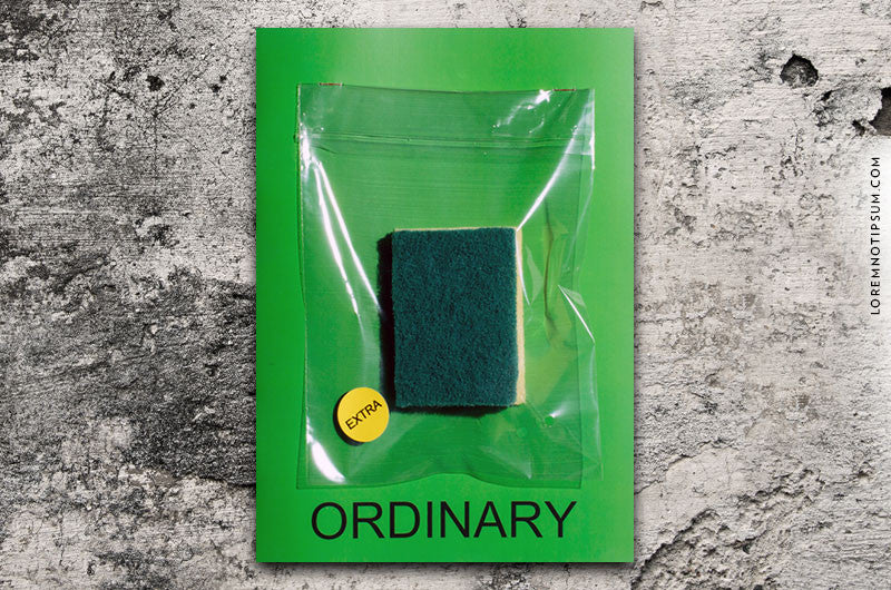 Ordinary Magazine Issue 2 – Bestellen bei LOREM (not Ipsum) in Zürich (Schweiz)