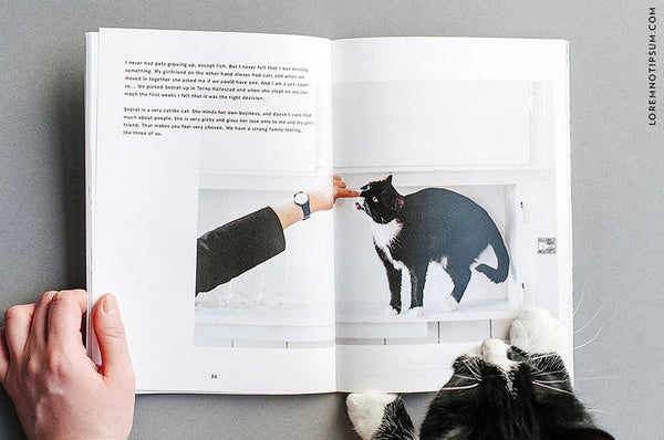 Pet People Magazine Issue 1 – Bestellen bei LOREM (not Ipsum) in Zürich (Schweiz)