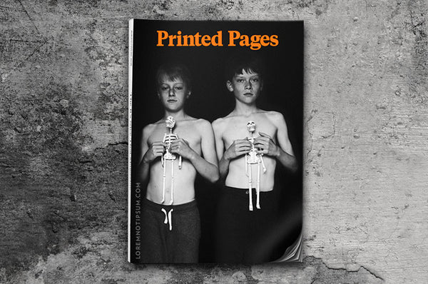 Printed Pages Issue 12 (AW16) – Bestellen bei LOREM (not Ipsum) in Zürich