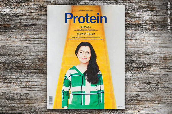 Protein Journal Issue 12 - Bestellen bei LOREM (not Ipsum) - Bern (Schweiz)