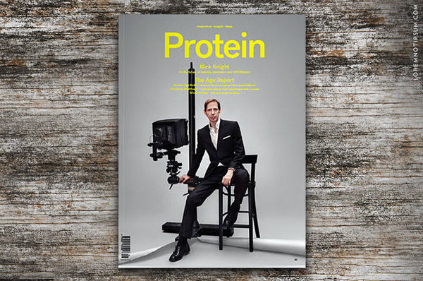 Protein Journal Issue 16 - Bestellen bei LOREM (not Ipsum) - Bern (Schweiz)
