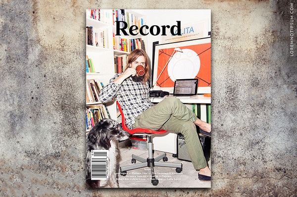 Record Culture Issue 1 – Bestellen bei LOREM (not Ipsum) in Zürich (Schweiz)