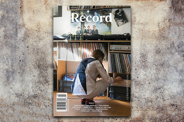 Record Culture Issue 2 – Bestellen bei LOREM (not Ipsum) in Zürich (Schweiz)