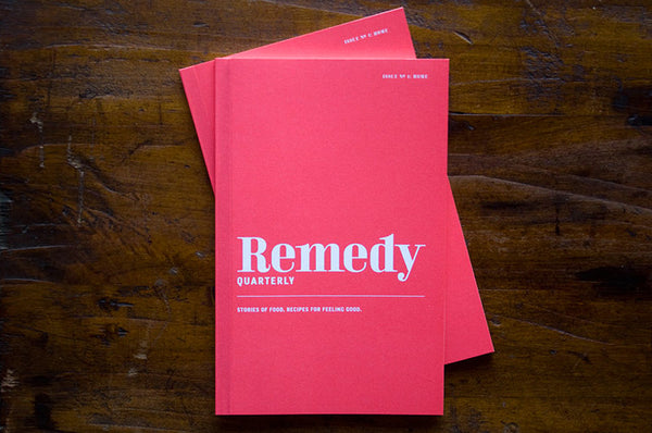 Remedy Quarterly Issue 1 - Bestellen bei LOREM (not Ipsum) - Bern (Schweiz)