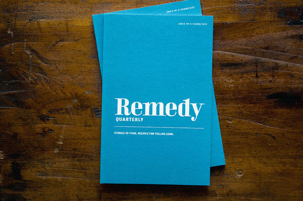 Remedy Quarterly Issue 5 - Bestellen bei LOREM (not Ipsum) - Bern (Schweiz)