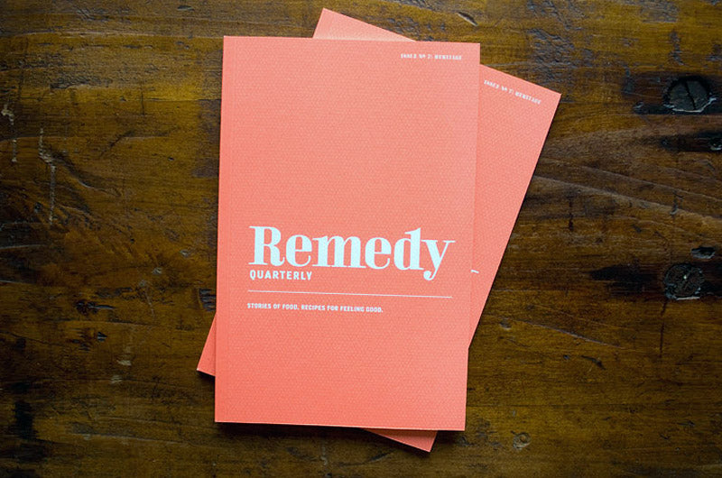 Remedy Quarterly Issue 7 - Bestellen bei LOREM (not Ipsum) - Bern (Schweiz)