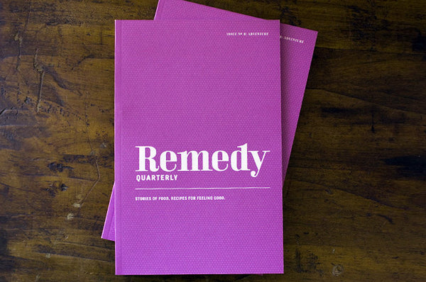 Remedy Quarterly Issue 8 - Bestellen bei LOREM (not Ipsum) - Bern (Schweiz)