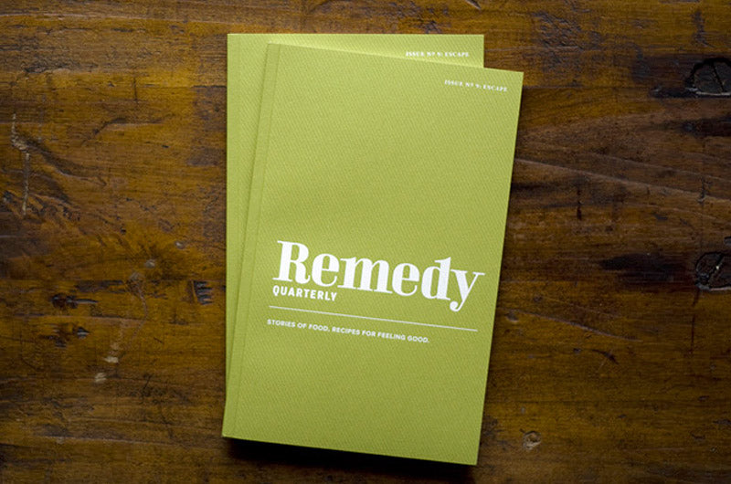 Remedy Quarterly Issue 9 - Bestellen bei LOREM (not Ipsum) - Bern (Schweiz)