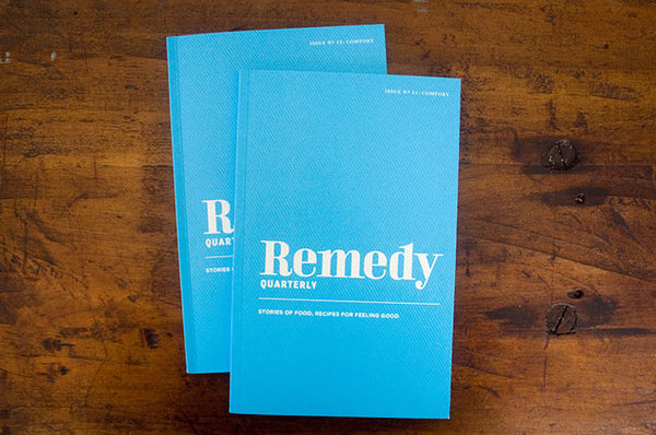 Remedy Quarterly Issue 11 - Bestellen bei LOREM (not Ipsum) - Bern (Schweiz)