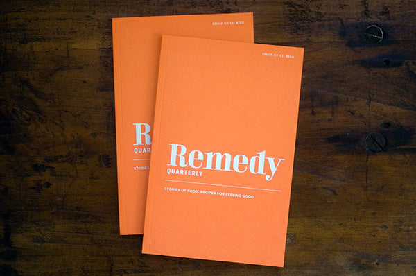 Remedy Quarterly Issue 12 - Bestellen bei LOREM (not Ipsum) - Bern (Schweiz)