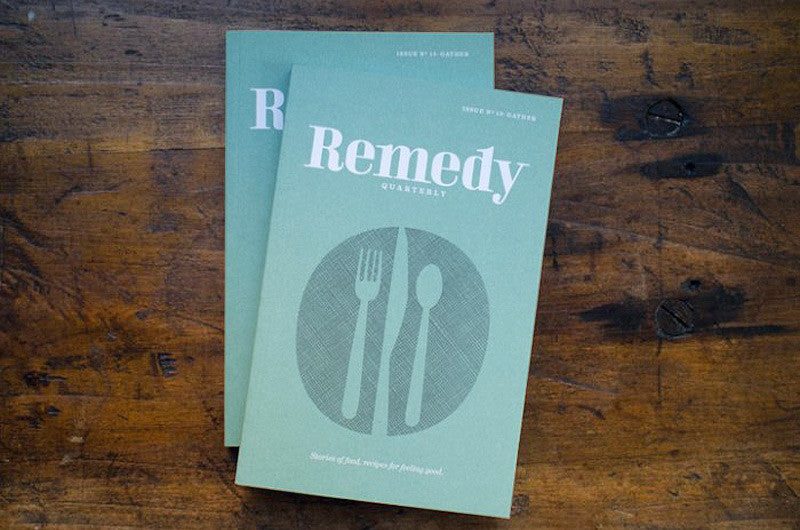 Remedy Quarterly Issue 13 - Bestellen bei LOREM (not Ipsum) - Bern (Schweiz)