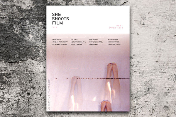 She Shoots Film Magazine Issue 1 – Bestellen bei LOREM (not Ipsum) in Zürich (Schweiz)