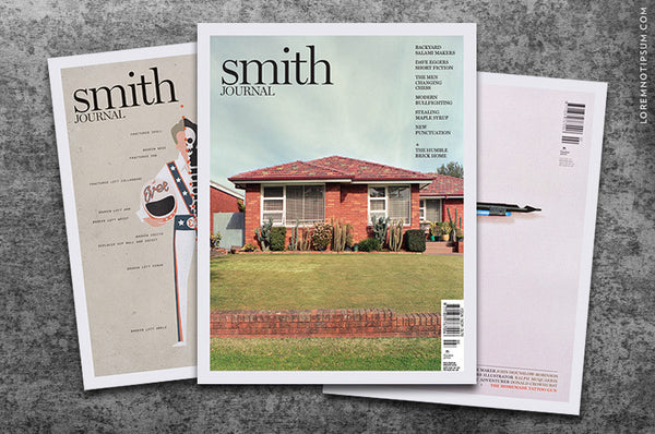Smith Journal Bundle #1 - Bestellen bei LOREM (not Ipsum) in Zürich (Schweiz)