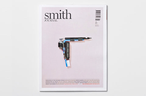 Smith Journal Volume Three - Bestellen bei LOREM (not Ipsum) - Bern (Schweiz)