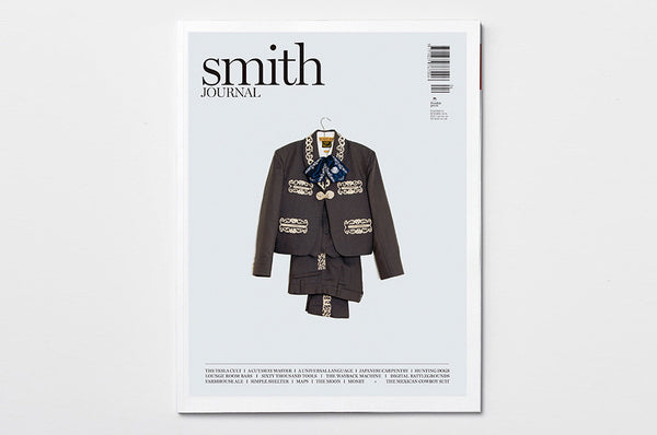 Smith Journal Volume Five - Bestellen bei LOREM (not Ipsum) - Bern (Schweiz)