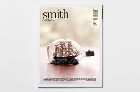 Smith Journal Volume Six - Bestellen bei LOREM (not Ipsum) - Bern (Schweiz)
