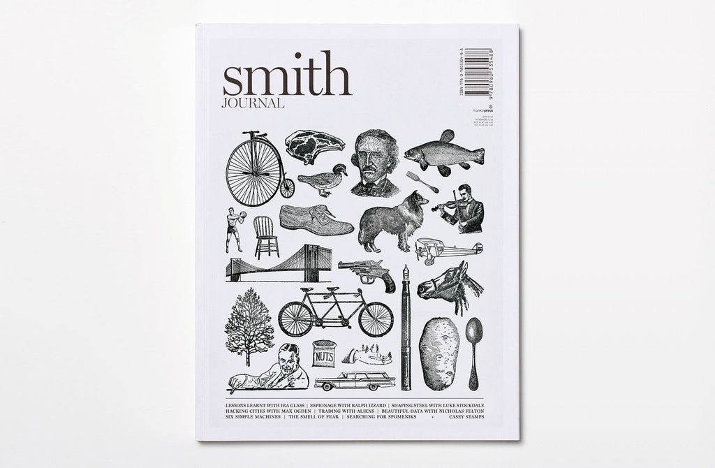 Smith Journal Volume Seven - Bestellen bei LOREM (not Ipsum) - Bern (Schweiz)