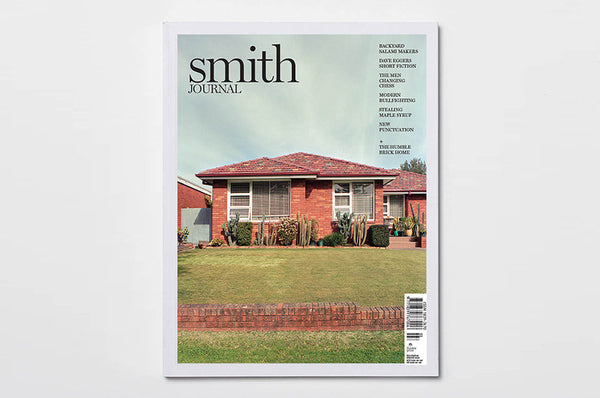 Smith Journal Issue 8 - Bestellen bei LOREM (not Ipsum) - Bern (Schweiz)