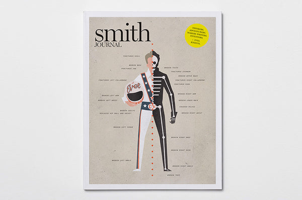 Smith Journal Issue 9 - Bestellen bei LOREM (not Ipsum) - Bern (Schweiz)