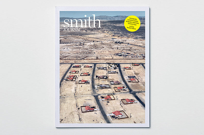 Smith Journal Issue 10 - Bestellen bei LOREM (not Ipsum) - Bern (Schweiz)