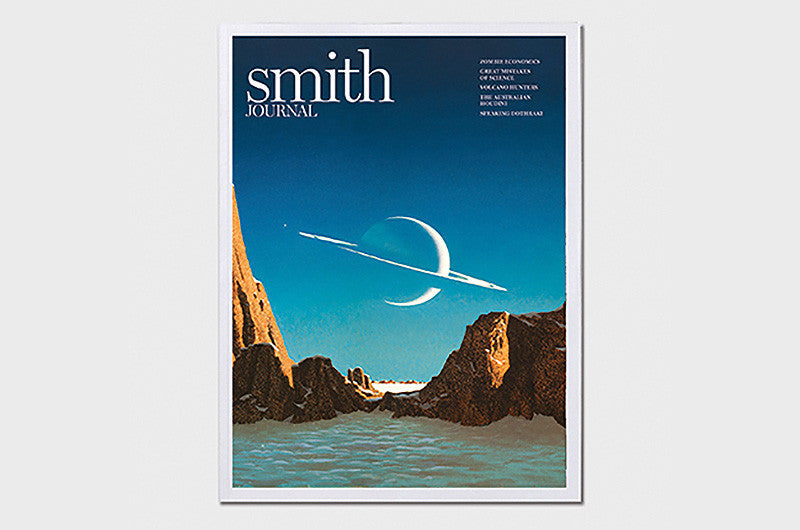 Smith Journal Volume 12 - Bestellen bei LOREM (not Ipsum) - Bern (Schweiz)