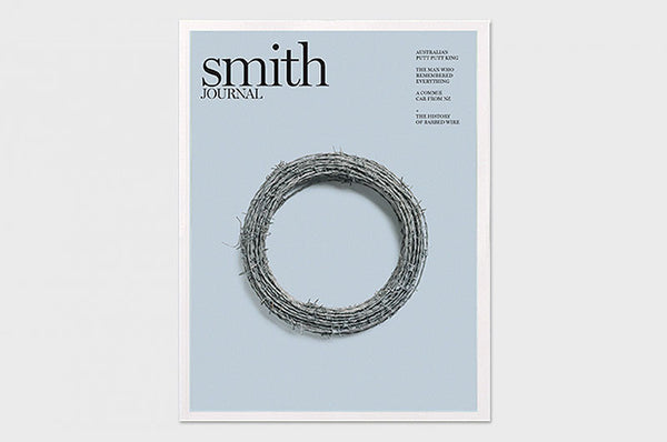 Smith Journal Volume 13 - Bestellen bei LOREM (not Ipsum) - Bern (Schweiz)