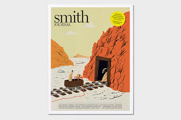 Smith Journal Volume 14 - Bestellen bei LOREM (not Ipsum) - Bern (Schweiz)