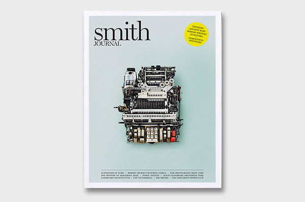 Smith Journal Volume 15 - Bestellen bei LOREM (not Ipsum) - Bern (Schweiz)