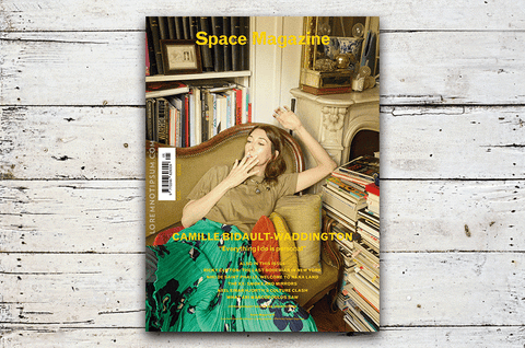 Space Magazine Issue 5 – Bestellen bei LOREM (not Ipsum) in Zürich (Schweiz)