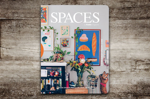 Spaces Magazine Volume 4 – Bestellen bei LOREM (not Ipsum) in Zürich (Schweiz)