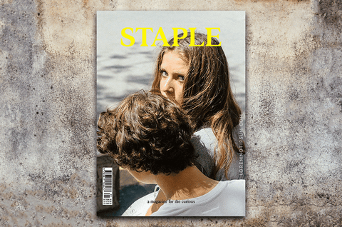 Staple Magazine Issue 1 – Bestellen bei LOREM (not Ipsum) in Zürich (Schweiz)