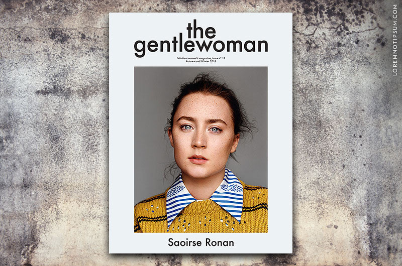 The Gentlewoman No. 12 – Bestellen bei LOREM (not Ipsum) in Zürich (Schweiz)