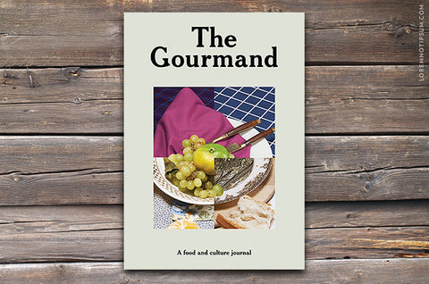The Gourmand Issue 3 - Bestellen bei LOREM (not Ipsum) - Bern (Schweiz)