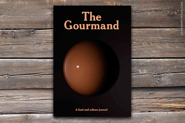 The Gourmand Issue 4 - Bestellen bei LOREM (not Ipsum) - Bern (Schweiz)