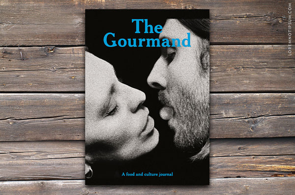 The Gourmand Issue 5 - Bestellen bei LOREM (not Ipsum) - Bern (Schweiz)