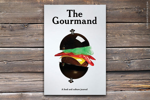 The Gourmand Issue 6 - Bestellen bei LOREM (not Ipsum) - Bern (Schweiz)
