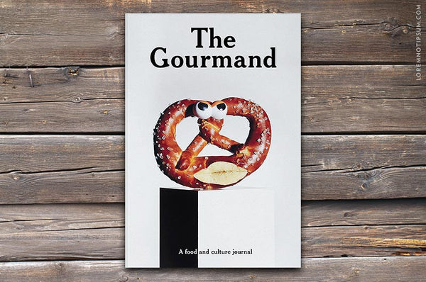 The Gourmand Issue 7 – Bestellen bei LOREM (not Ipsum) in Zürich (Schweiz)