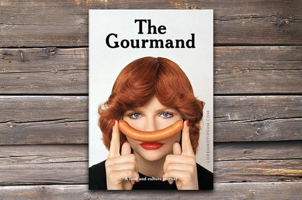 The Gourmand Issue 8 – Bestellen bei LOREM (not Ipsum) in Zürich (Schweiz)