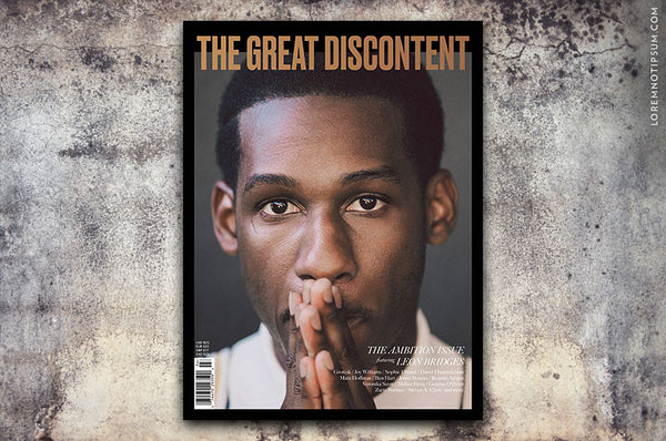 The Great Discontent Magazine Issue 4 - Bestellen bei LOREM (not Ipsum) in Zürich (Schweiz)