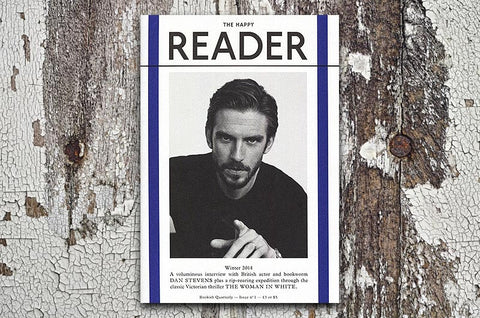 The Happy Reader Magazine Issue 1 - Bestellen bei LOREM (not Ipsum) - Bern (Schweiz)