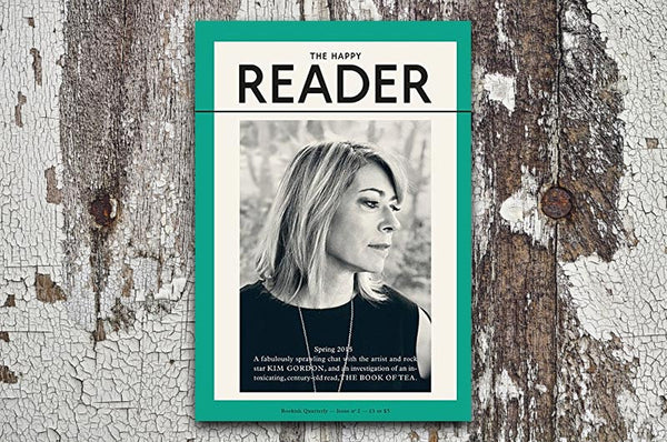 The Happy Reader Magazine Issue 2 - Bestellen bei LOREM (not Ipsum) - Bern (Schweiz)