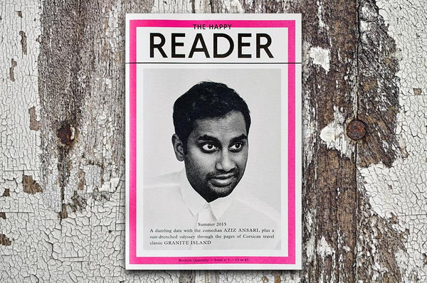 The Happy Reader Magazine Issue 3 - Bestellen bei LOREM (not Ipsum) - Bern (Schweiz)
