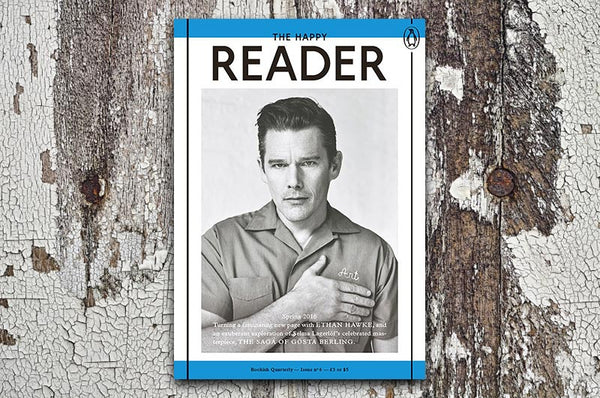The Happy Reader Magazine Issue 6 - Bestellen bei LOREM (not Ipsum) in Zürich (Schweiz)