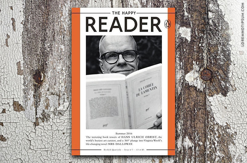 The Happy Reader Issue 7 – Bestellen bei LOREM (not Ipsum) in Zürich (Schweiz)