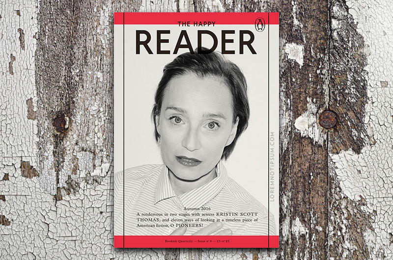 The Happy Reader Issue 8 – Bestellen bei LOREM (not Ipsum) in Zürich (Schweiz) – loremnotipsum.com
