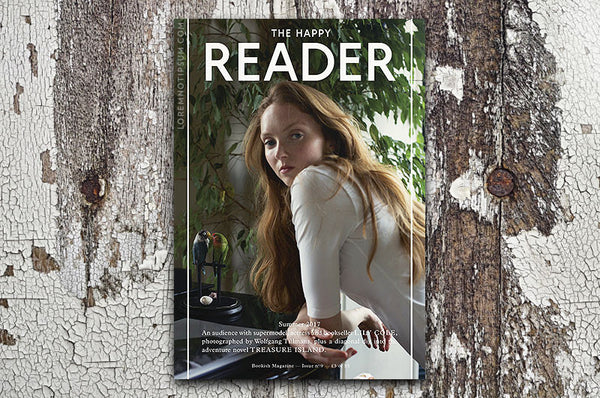 The Happy Reader Issue 9 – Bestellen bei LOREM (not Ipsum) in Zürich (Schweiz)