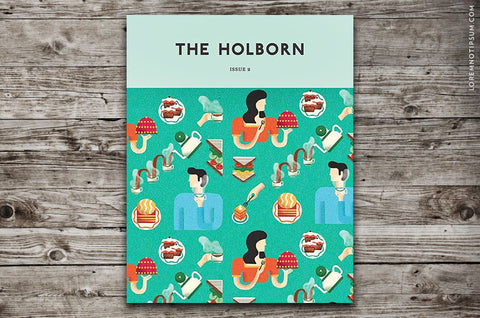 The Holborn Magazine Issue 2 - Bestellen bei LOREM (not Ipsum) - Bern (Schweiz)